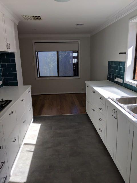 Watson - Kitchen Flooring After W